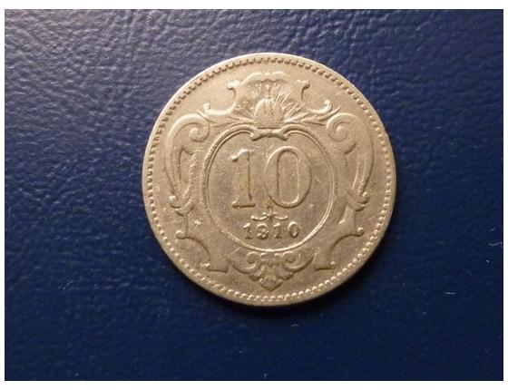 10 Heller 1910