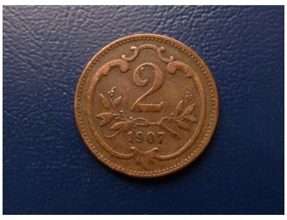 2 haléře 1907