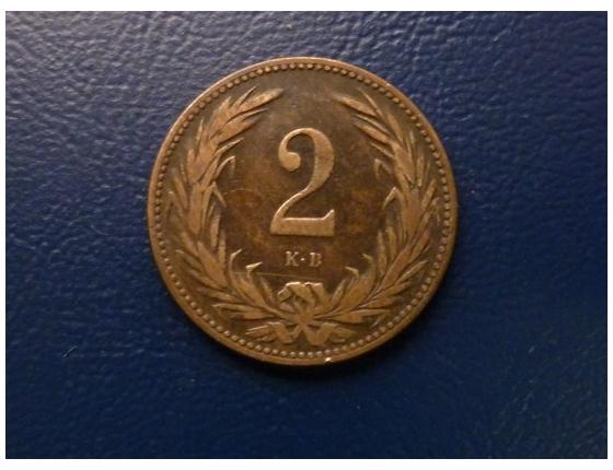 2 haléře 1901