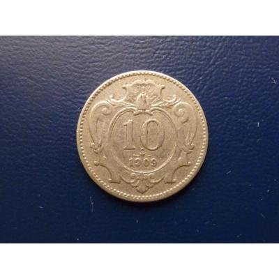 10 Heller 1909