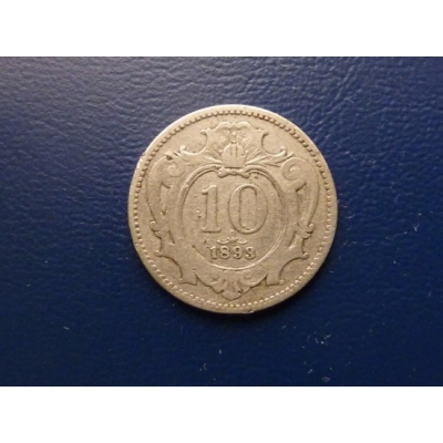 10 Heller 1893