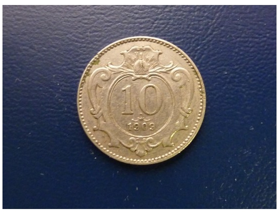 10 haléřů 1909