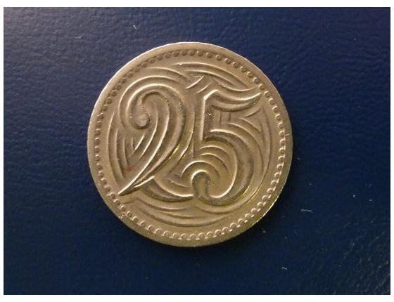 25 haléřů 1933