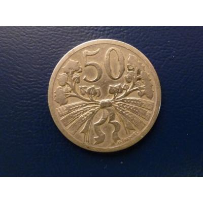 50 Heller 1922