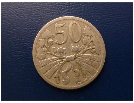 50 haléřů 1922
