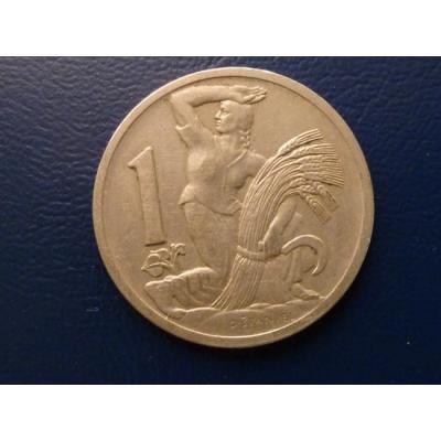 1 Krone 1937