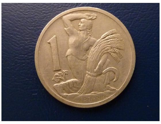 1 koruna 1937