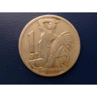 1 Krone 1922