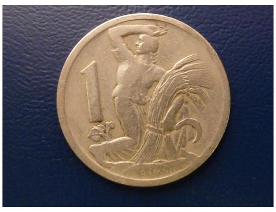 1 koruna 1923
