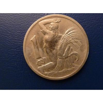 1 Krone 1938