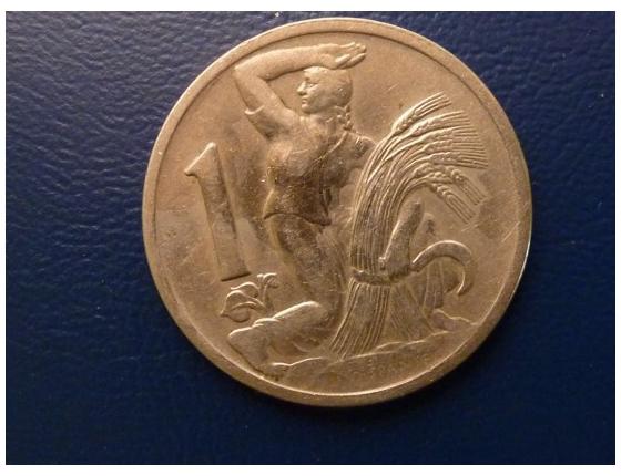 1 koruna 1938