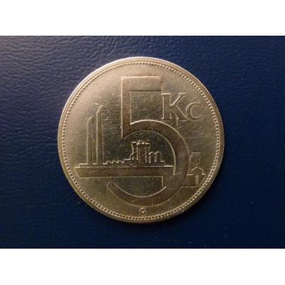 5 korun 1931