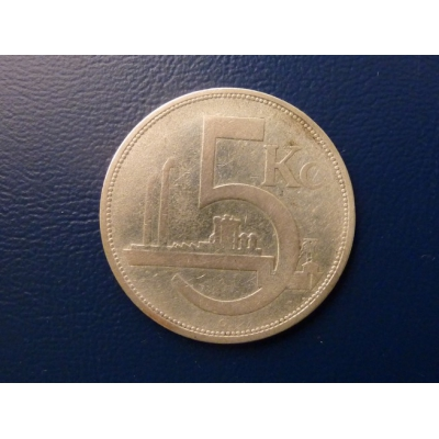 5 Kronen 1929