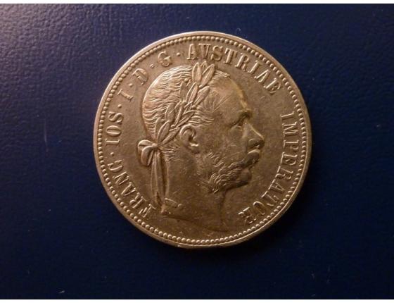 1 Forint 1880
