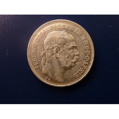 2 koruny 1912
