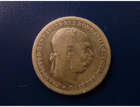 1 koruna 1894