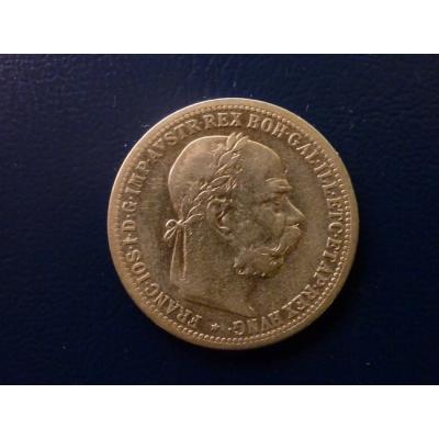 1 koruna 1900