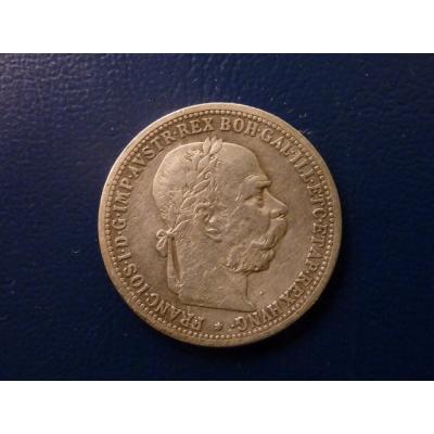 1 koruna 1901