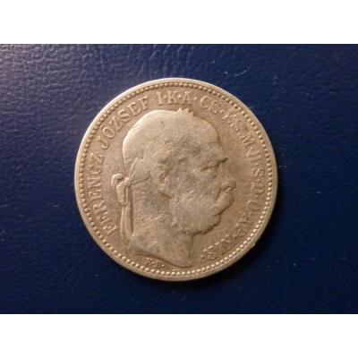 1 koruna 1893