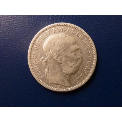 1 koruna 1895