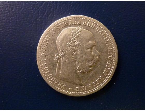 1 koruna 1899