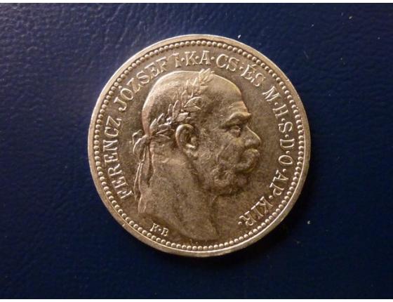 1 koruna 1915