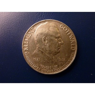 100 Kronen 1951