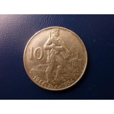 10 Kronen 1954
