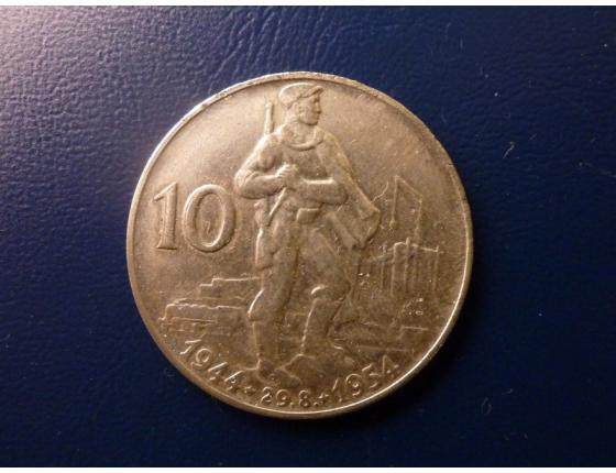 10 korun 1954