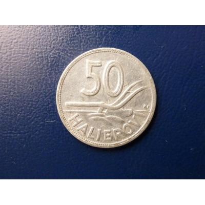 50 halierov 1943