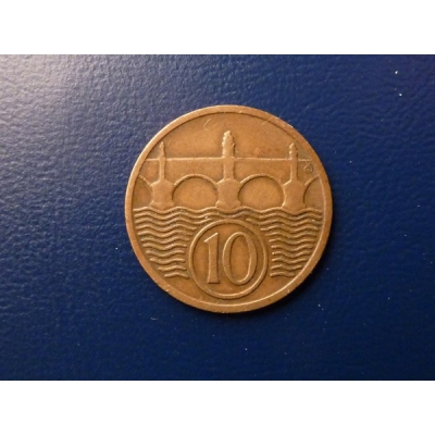 10 haléřů 1930