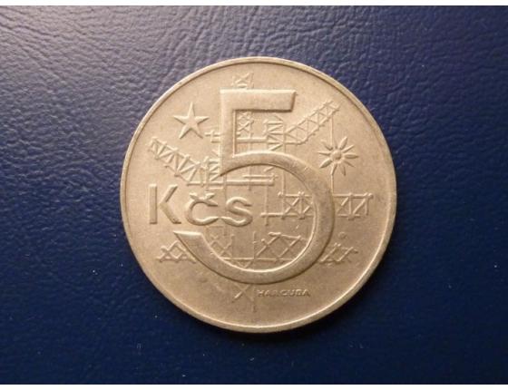 5 korun 1978