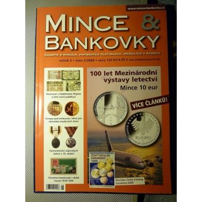 ANTIKVARIÁT - Mince a bankovky 2/2009