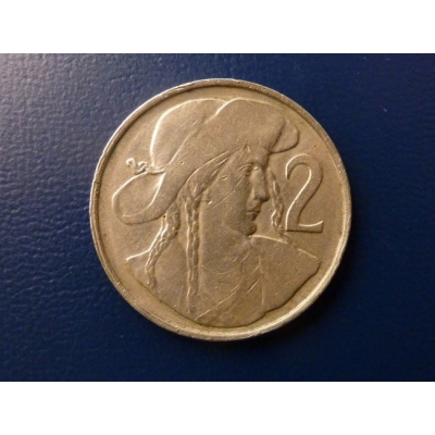 2 Kronen 1947