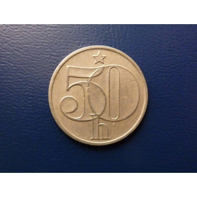 50 haléřů 1978