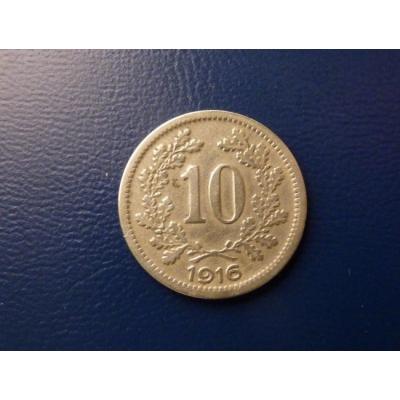 10 Heller 1916