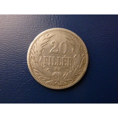 20 haléřů 1894