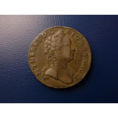 1 Kreuzer 1763