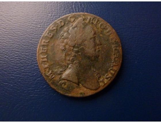 1 krejcar 1762