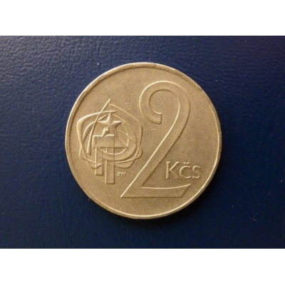 2 Kronen 1985