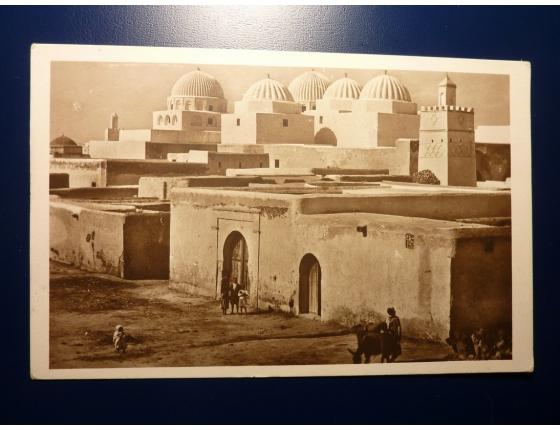 Kairouan - La Mosquée des Sabres