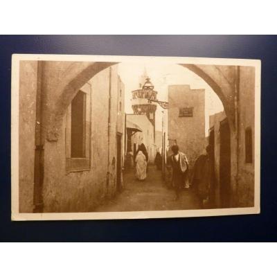 Bizerte - Rue des Armuriers