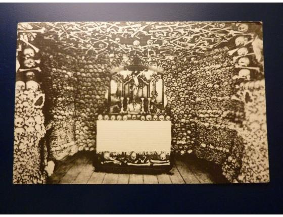 Kudowa Zdrój - Kaplica czaszek Czermnie