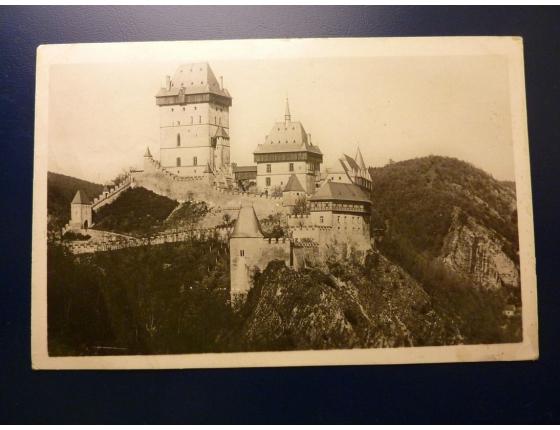 Karlštejn 1944