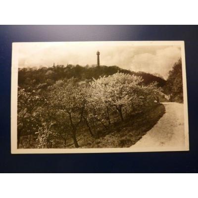 Petřínská rozhledna 1944