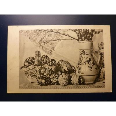 Velikonoce - Slovácké kraslice 1919