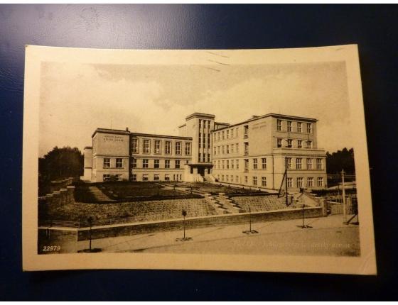 Plzeň - Jubilejní okresní dětský domov 1948