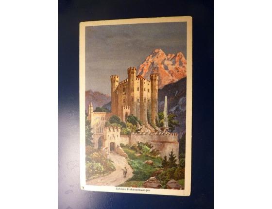 Schloss Hohenschwangau 1927