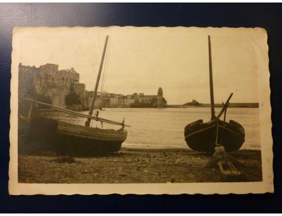 FRANCE Collioure 1928