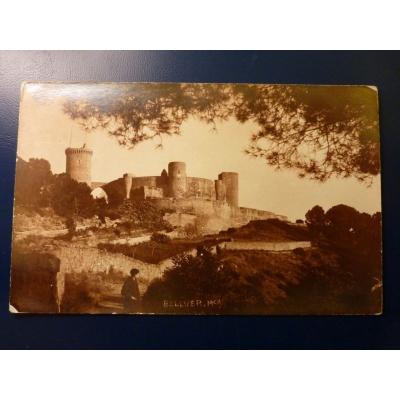 Španělsko - pohlednice Mallorca 1928